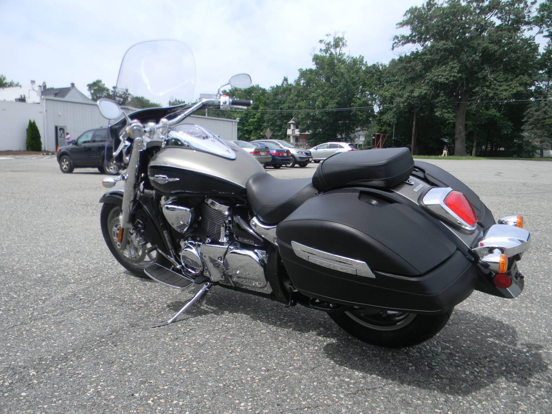 2015 Suzuki Boulevard C90T in Springfield, Massachusetts - Photo 7