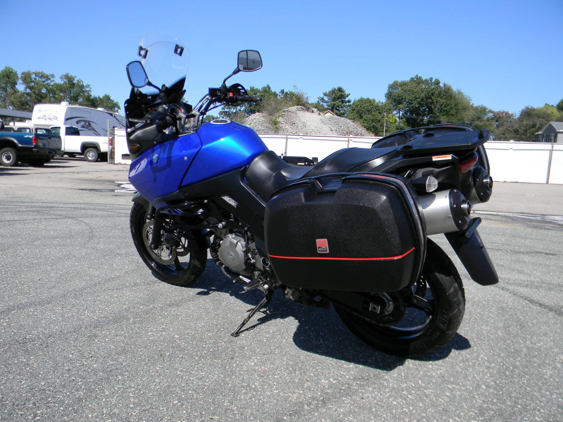2007 Suzuki V-Strom® 1000 in Springfield, Massachusetts - Photo 6