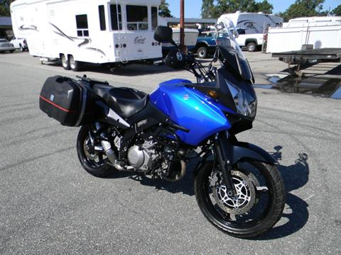 2007 Suzuki V-Strom® 1000 in Springfield, Massachusetts - Photo 3