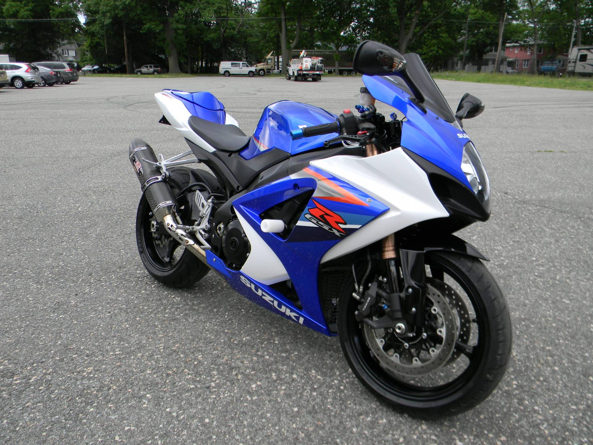 2007 Suzuki GSX-R1000™ in Springfield, Massachusetts - Photo 2