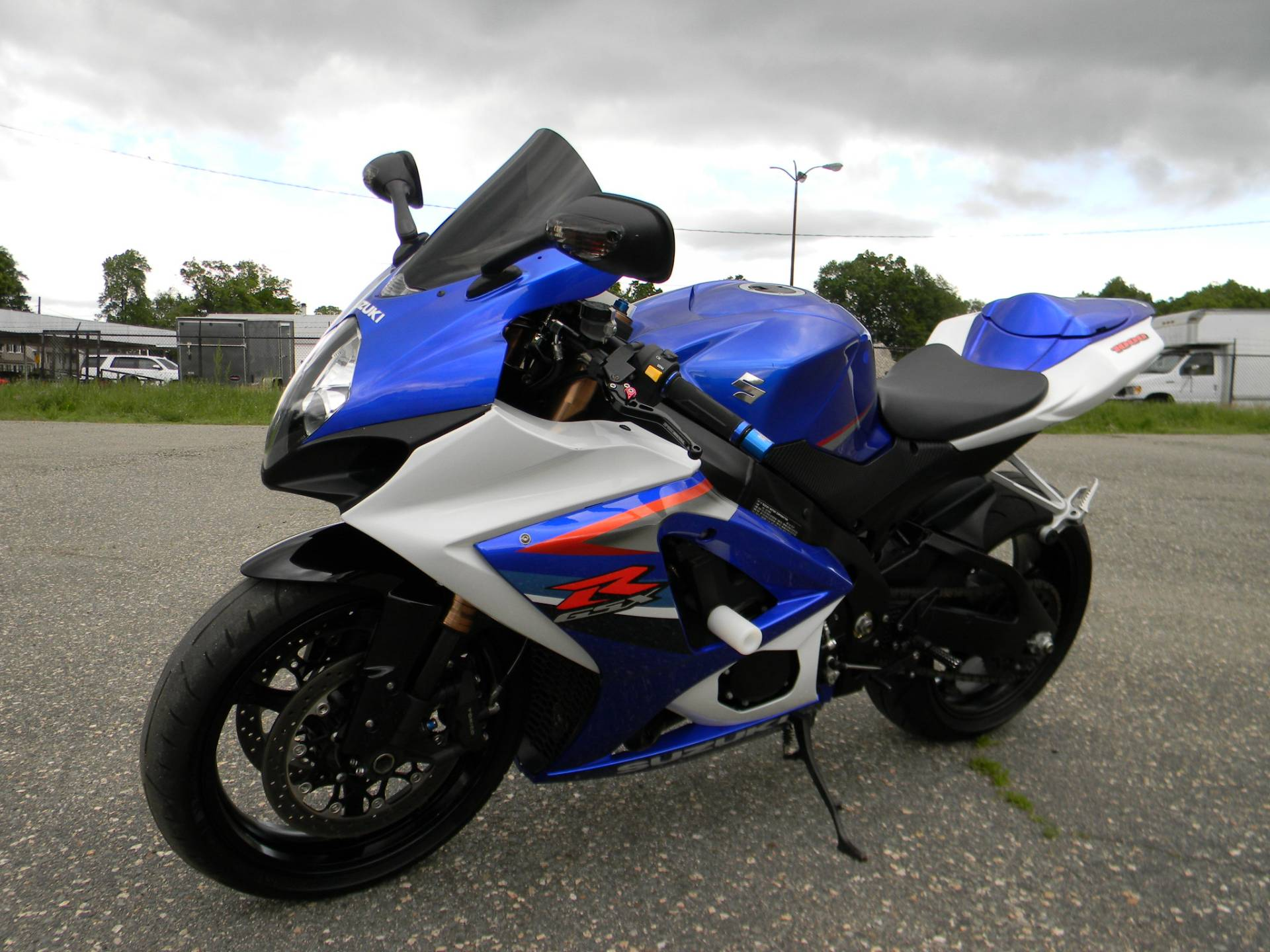 2007 Suzuki GSX-R1000™ in Springfield, Massachusetts - Photo 4