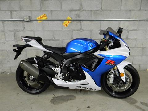 2014 Suzuki GSX-R750™ in Springfield, Massachusetts - Photo 1