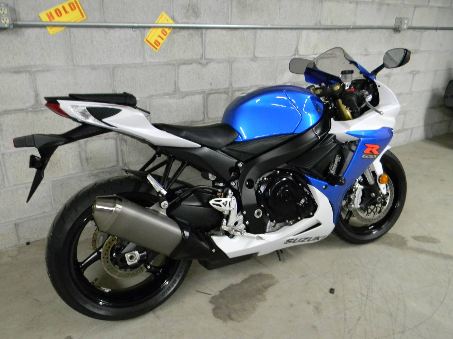 2014 Suzuki GSX-R750™ in Springfield, Massachusetts - Photo 3