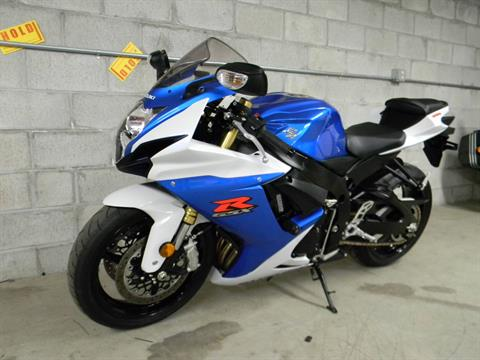 2014 Suzuki GSX-R750™ in Springfield, Massachusetts - Photo 4