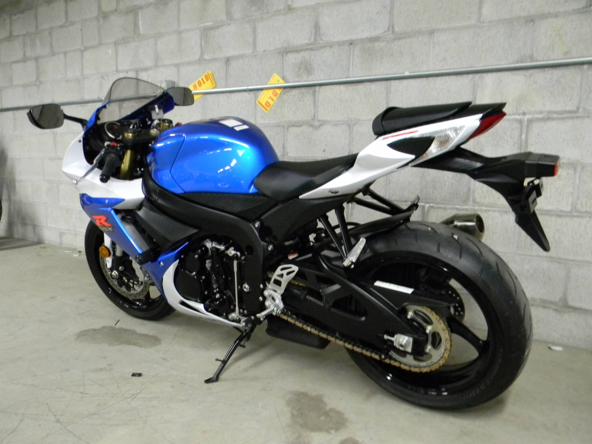 2014 Suzuki GSX-R750™ in Springfield, Massachusetts - Photo 6