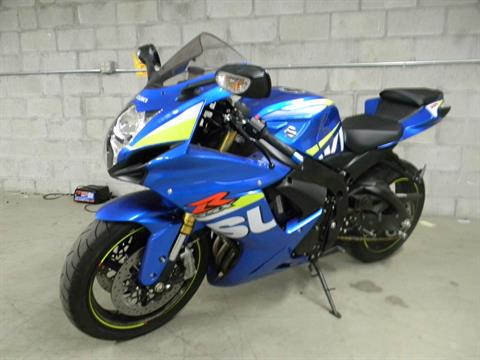 2015 Suzuki GSX-R750 in Springfield, Massachusetts - Photo 4