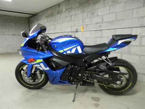 2015 Suzuki GSX-R750 in Springfield, Massachusetts - Photo 5