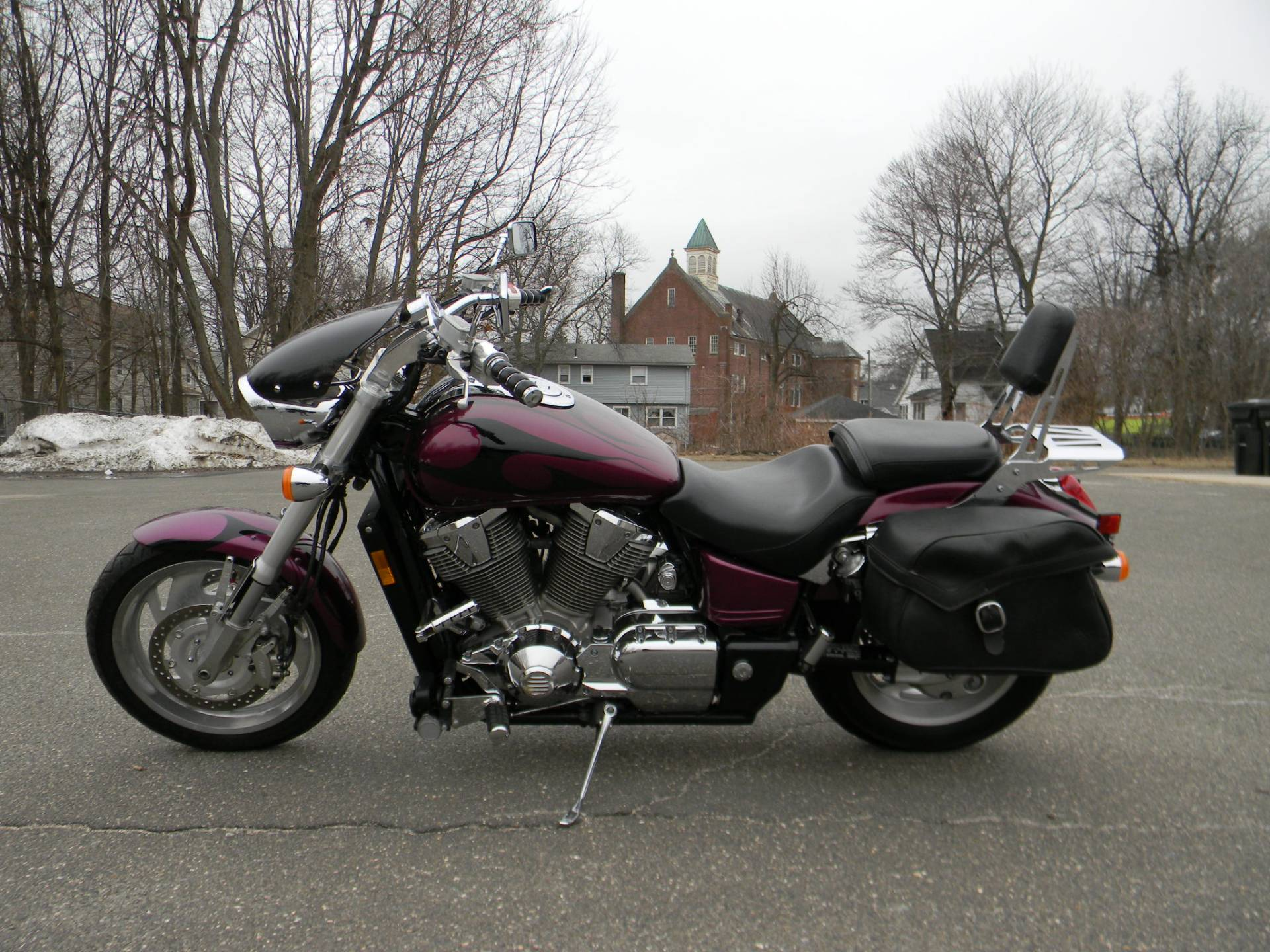 2004 Honda VTX1800R in Springfield, Massachusetts