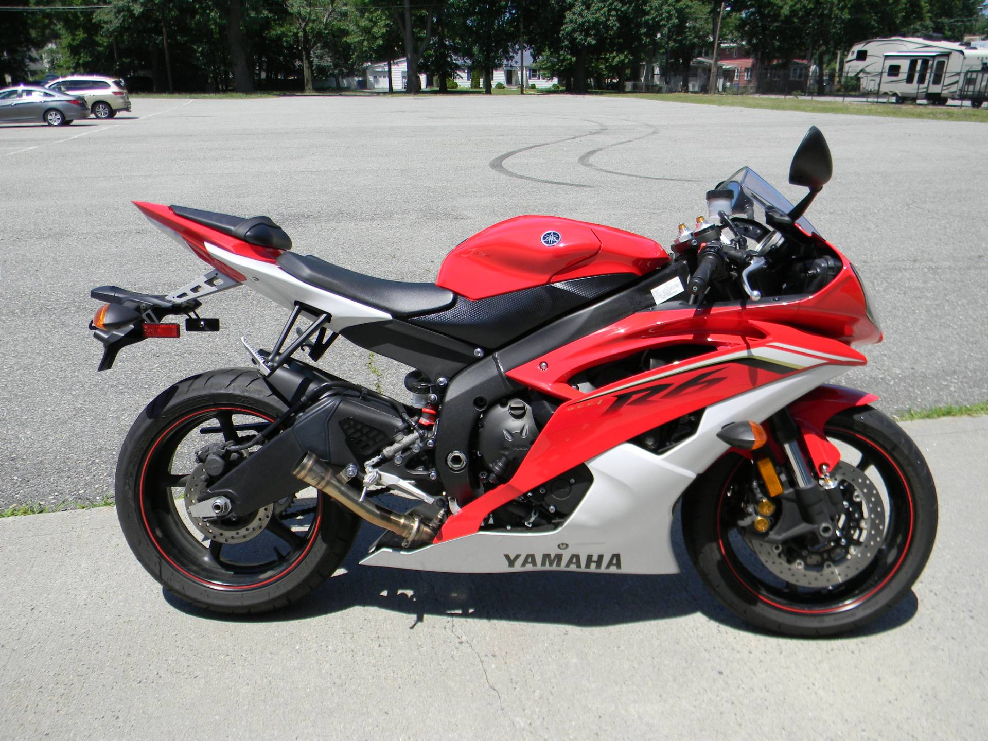 2013 Yamaha YZF-R6 for sale 210082