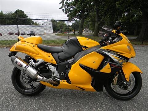 2013 Suzuki Hayabusa Limited Edition in Springfield, Massachusetts