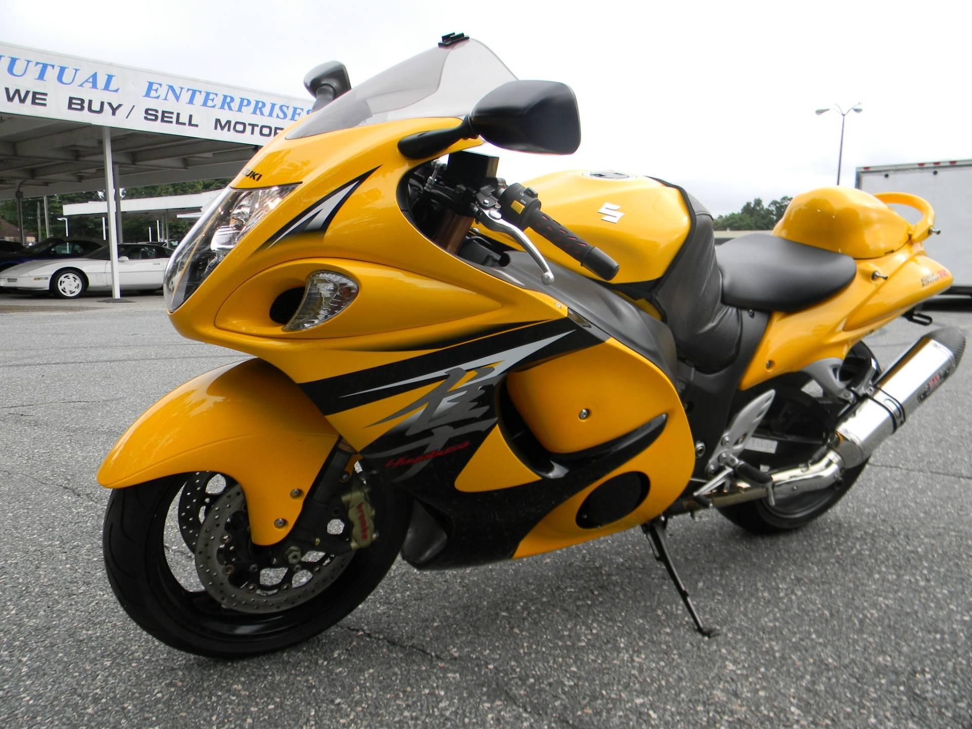 2013 Suzuki Hayabusa Limited Edition in Springfield, Massachusetts