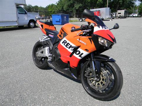 2013 Honda CBR®600RR in Springfield, Massachusetts - Photo 2