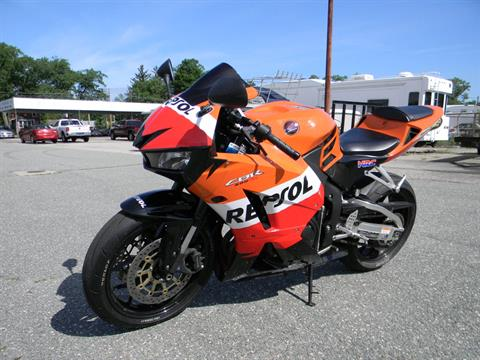 2013 Honda CBR®600RR in Springfield, Massachusetts - Photo 5