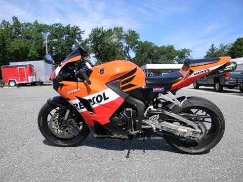2013 Honda CBR®600RR in Springfield, Massachusetts - Photo 6