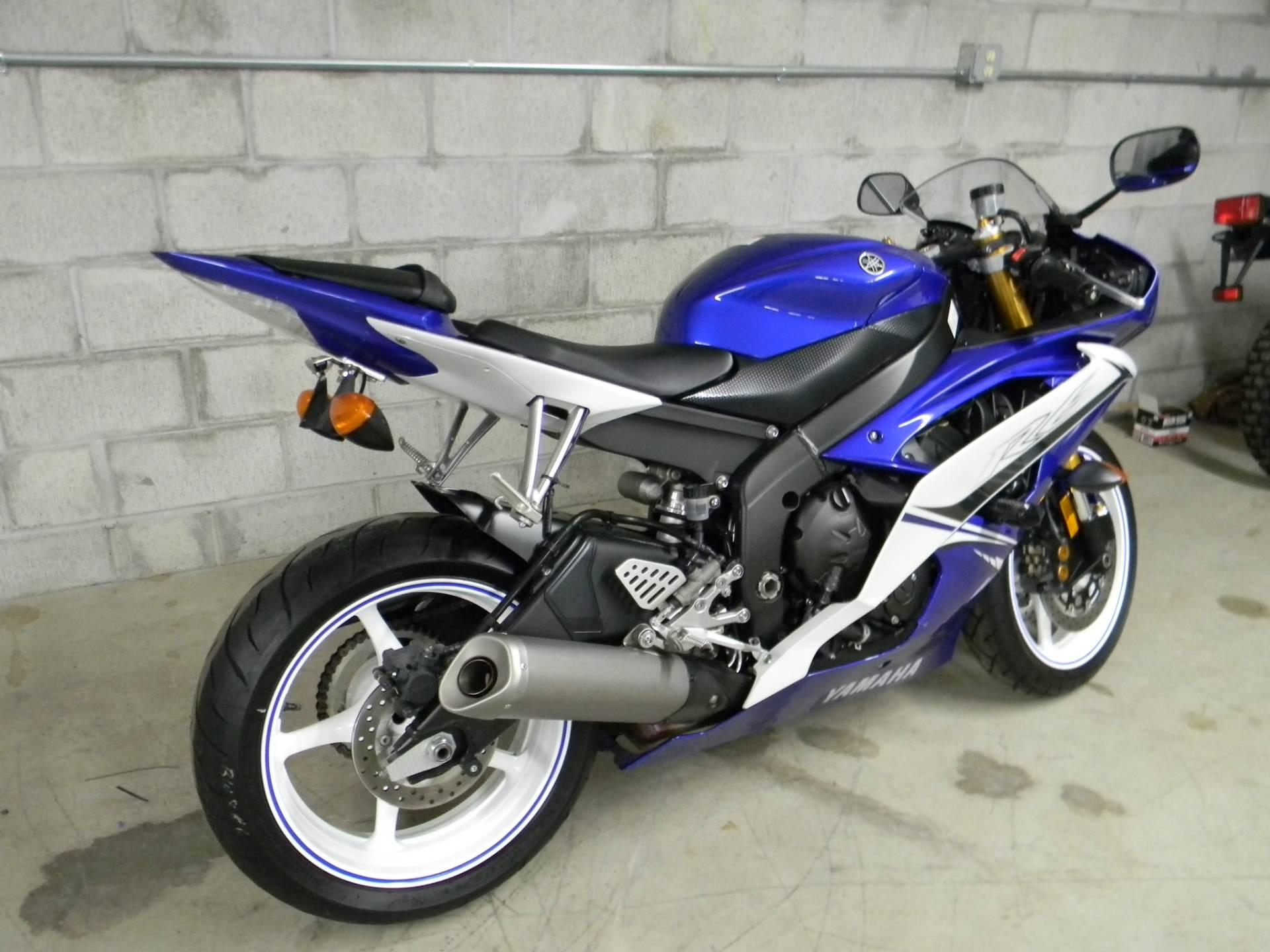 2011 Yamaha YZF-R6 3