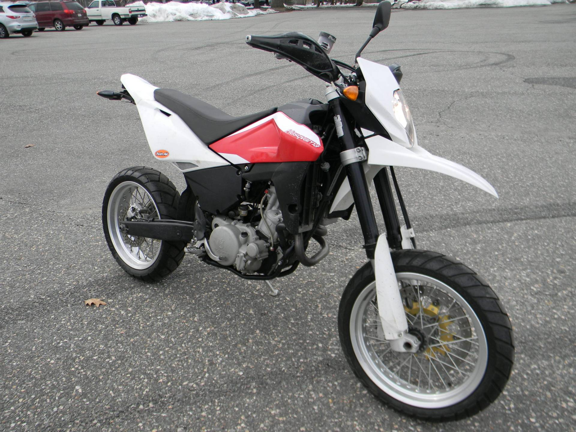 2011 Husqvarna SMS630  in Springfield, Massachusetts