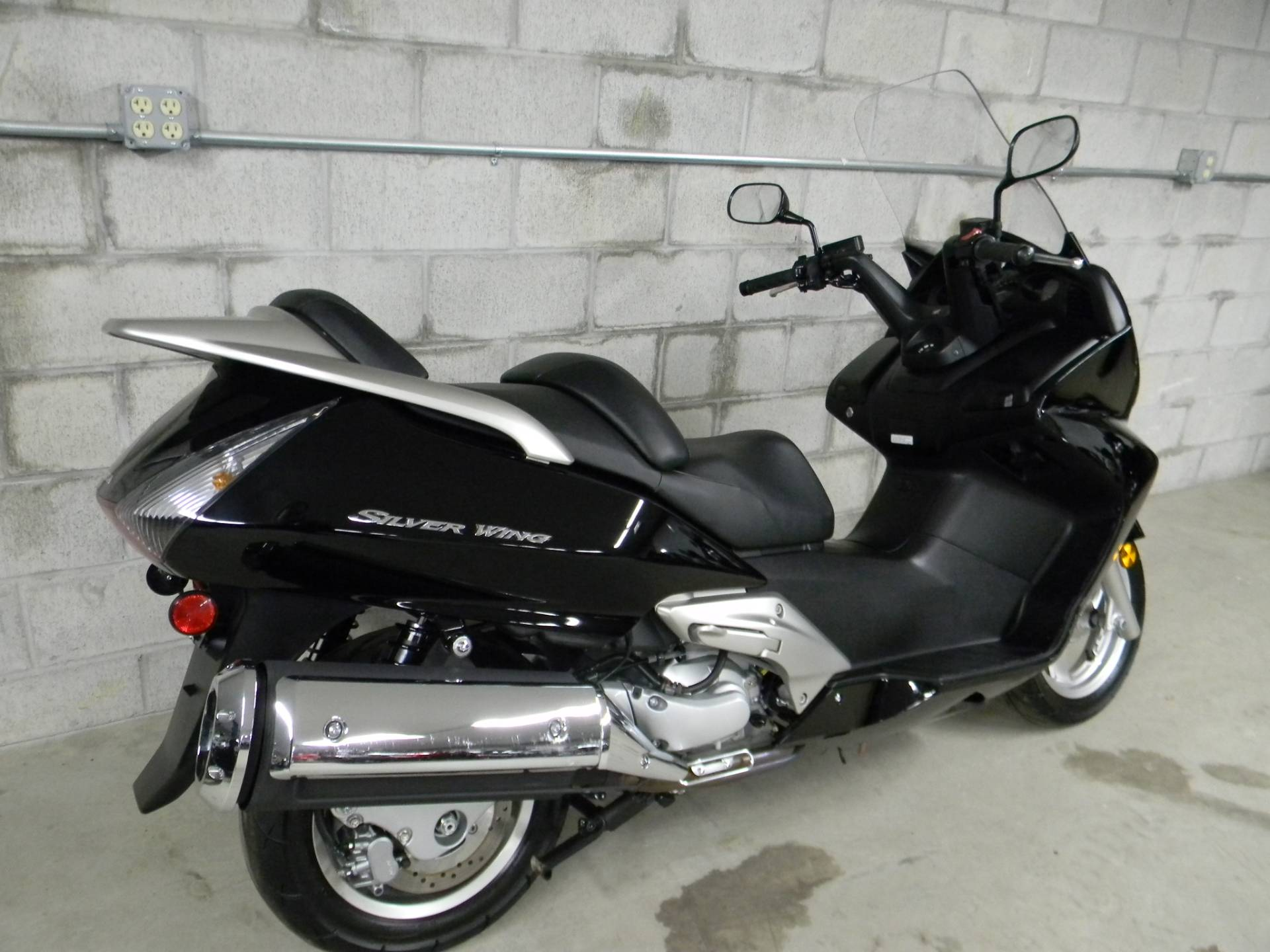 2012 Honda Silver Wing® ABS in Springfield, Massachusetts