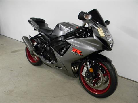 2018 Suzuki GSX-R600 in Springfield, Massachusetts - Photo 2