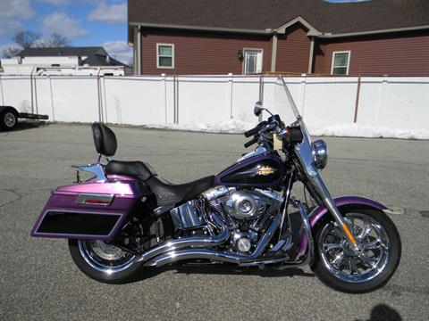 2011 Harley-Davidson Softail® Fat Boy® in Springfield, Massachusetts - Photo 1