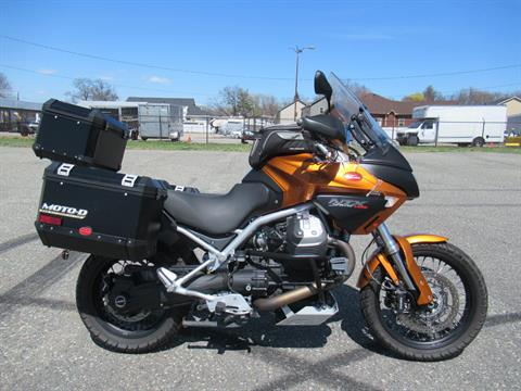 2013 Moto Guzzi Stelvio 1200 NTX ABS in Springfield, Massachusetts - Photo 1