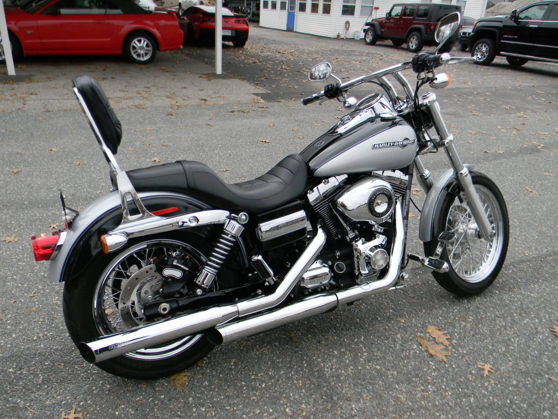 2012 Harley-Davidson Dyna® Super Glide® Custom in Springfield, Massachusetts