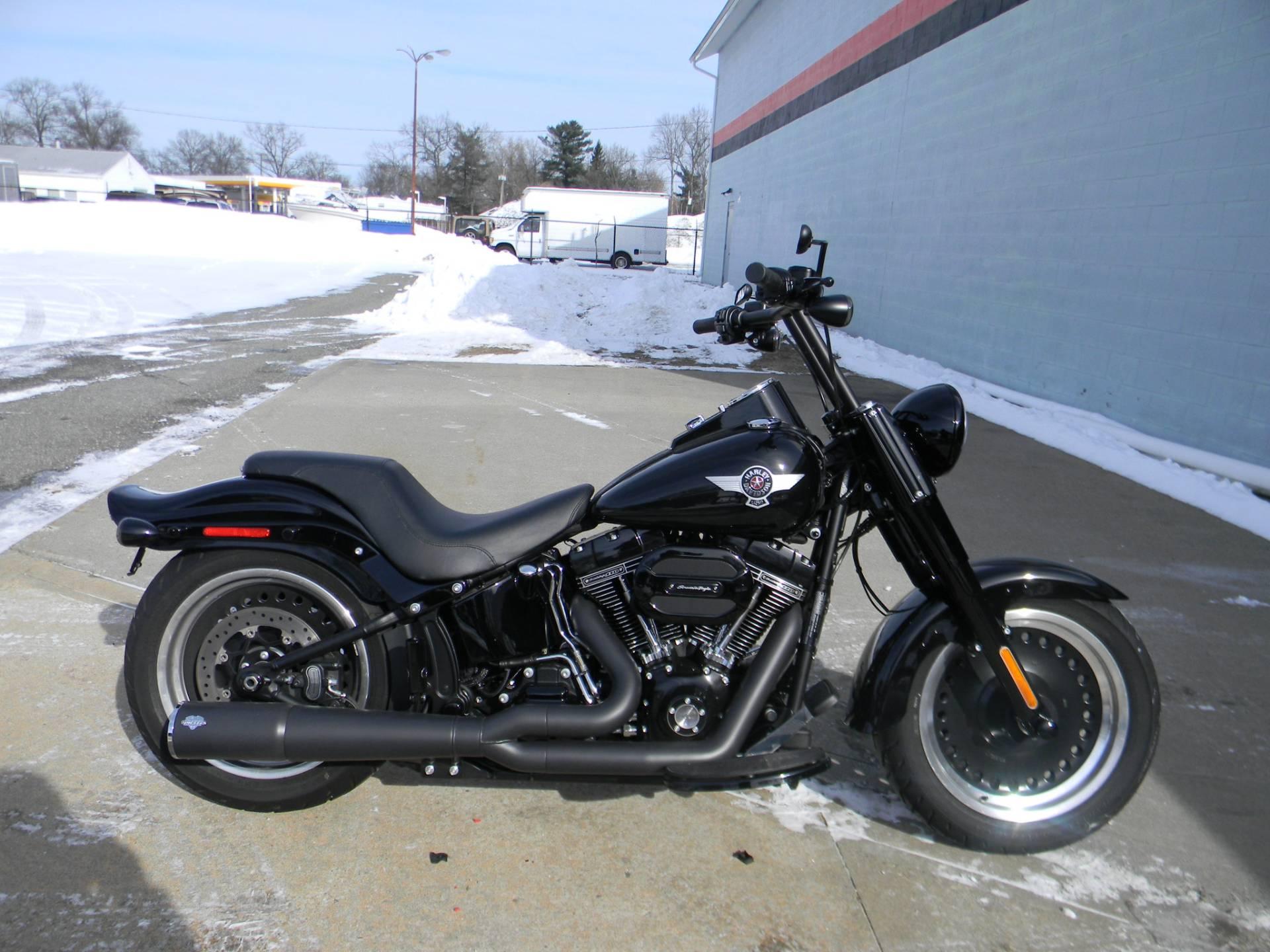 2016 Harley Davidson Fat Boy S In Springfield Machusetts