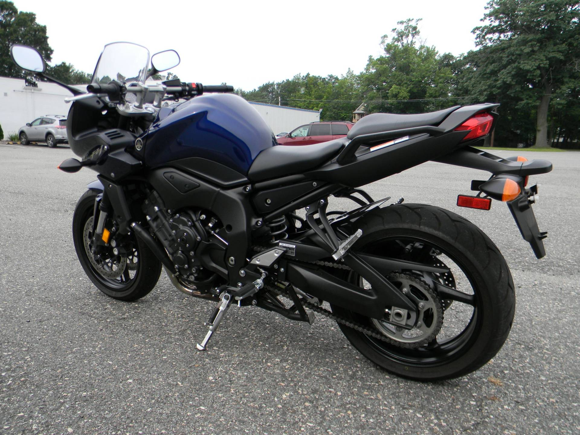 2013 Yamaha FZ1 in Springfield, Massachusetts