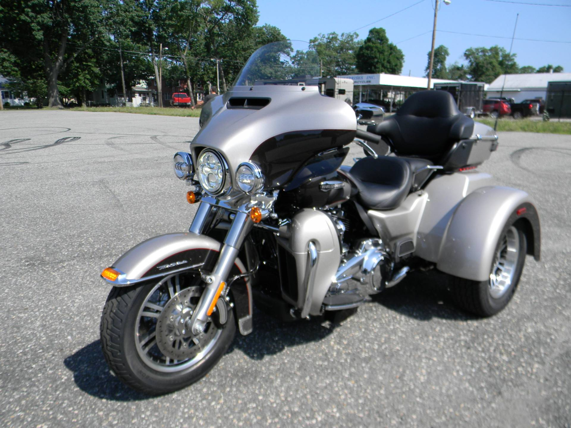 2018 Harley-Davidson Tri Glide® Ultra in Springfield, Massachusetts - Photo 7