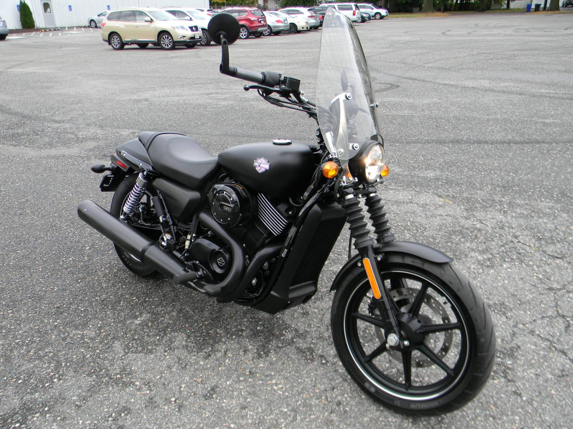 2015 Harley-Davidson Street™ 750 in Springfield, Massachusetts - Photo 2
