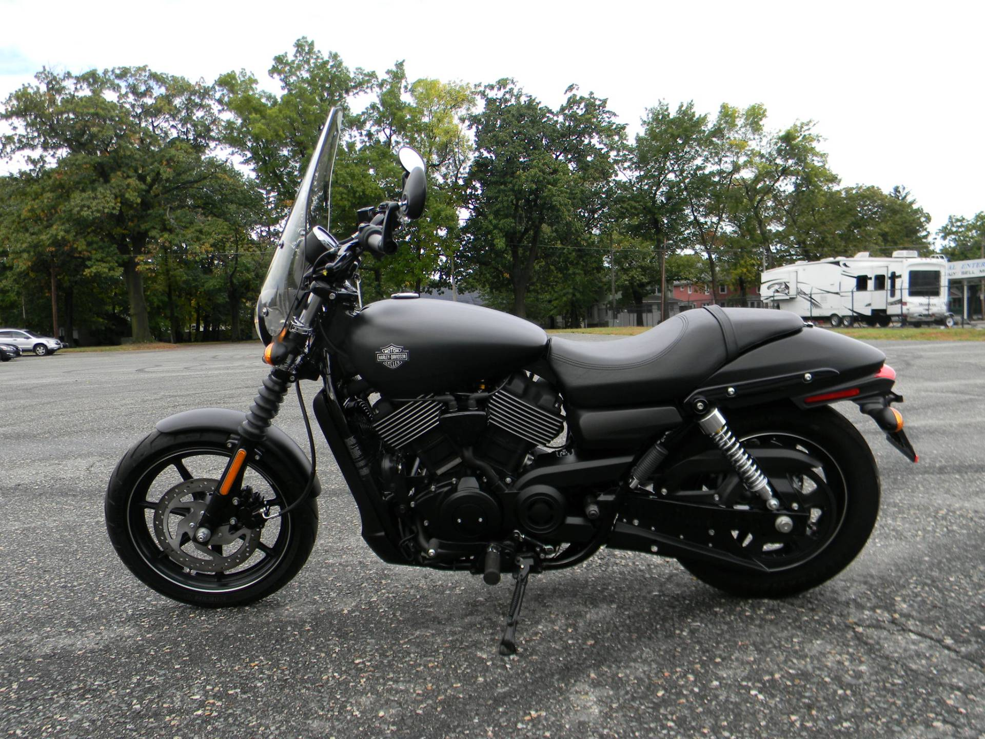 2015 Harley-Davidson Street™ 750 in Springfield, Massachusetts - Photo 5
