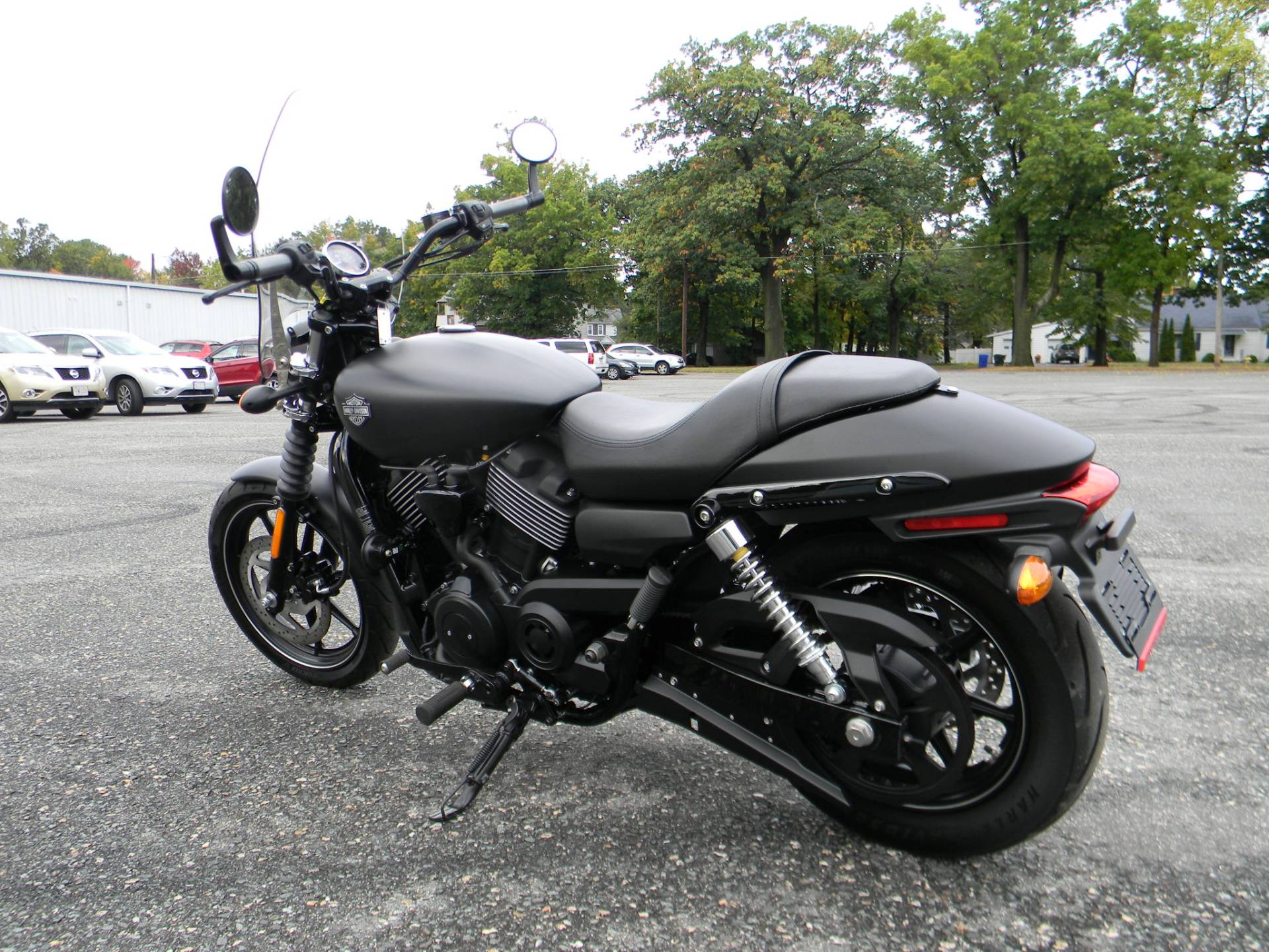 2015 Harley-Davidson Street™ 750 in Springfield, Massachusetts - Photo 6