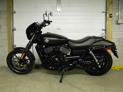 2015 Harley-Davidson Street™ 750 in Springfield, Massachusetts