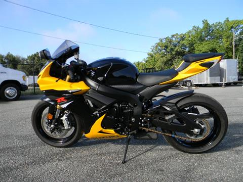 2017 Suzuki GSX-R750 in Springfield, Massachusetts - Photo 5