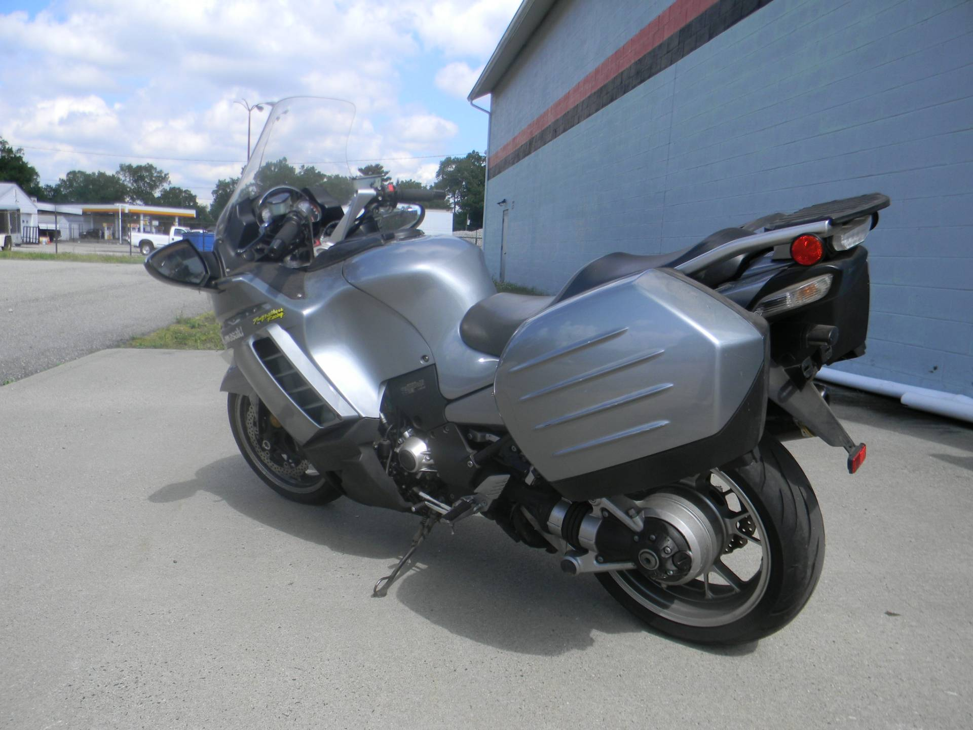 Kawasaki Concours 2008