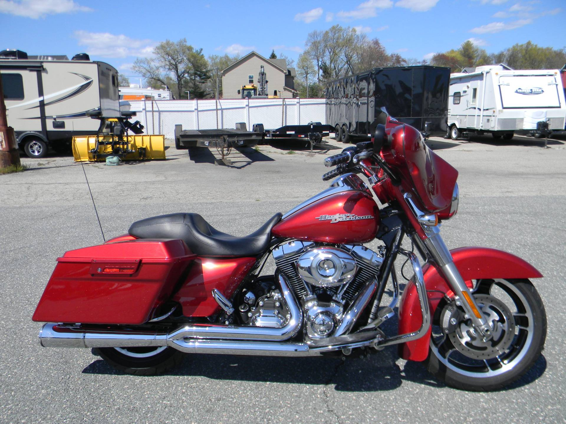 2013 Harley-Davidson Street Glide® in Springfield, Massachusetts - Photo 1