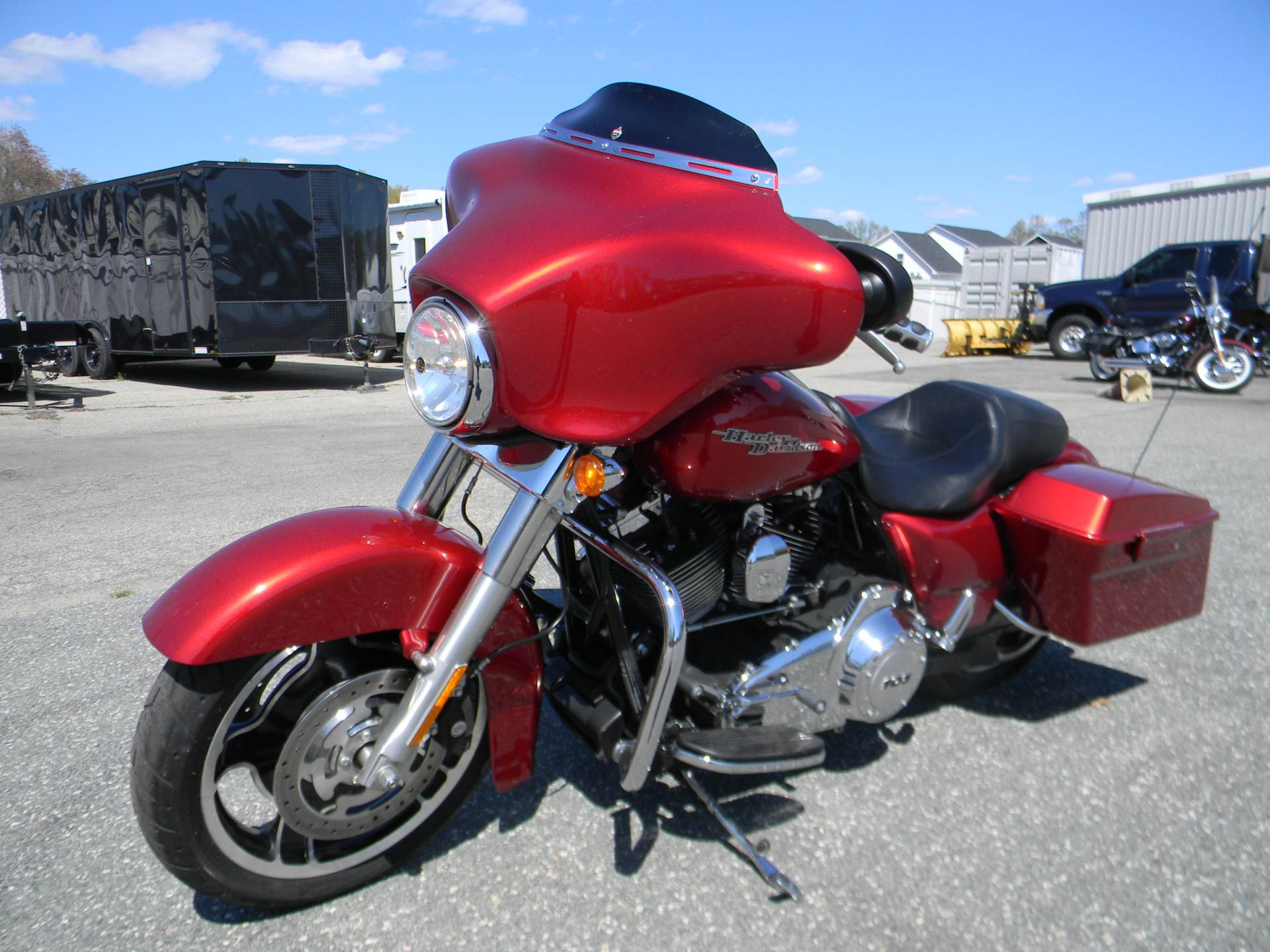 2013 Harley-Davidson Street Glide® in Springfield, Massachusetts - Photo 7
