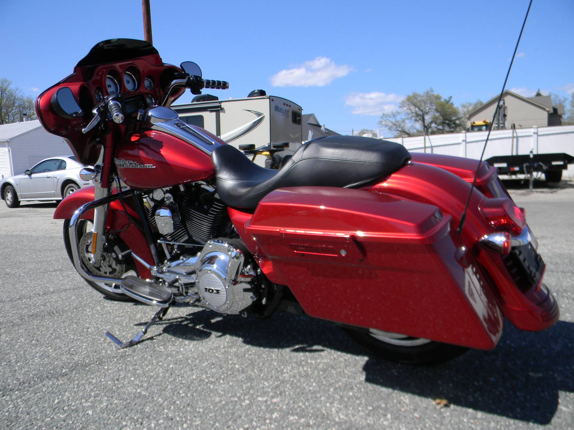 2013 Harley-Davidson Street Glide® in Springfield, Massachusetts - Photo 9