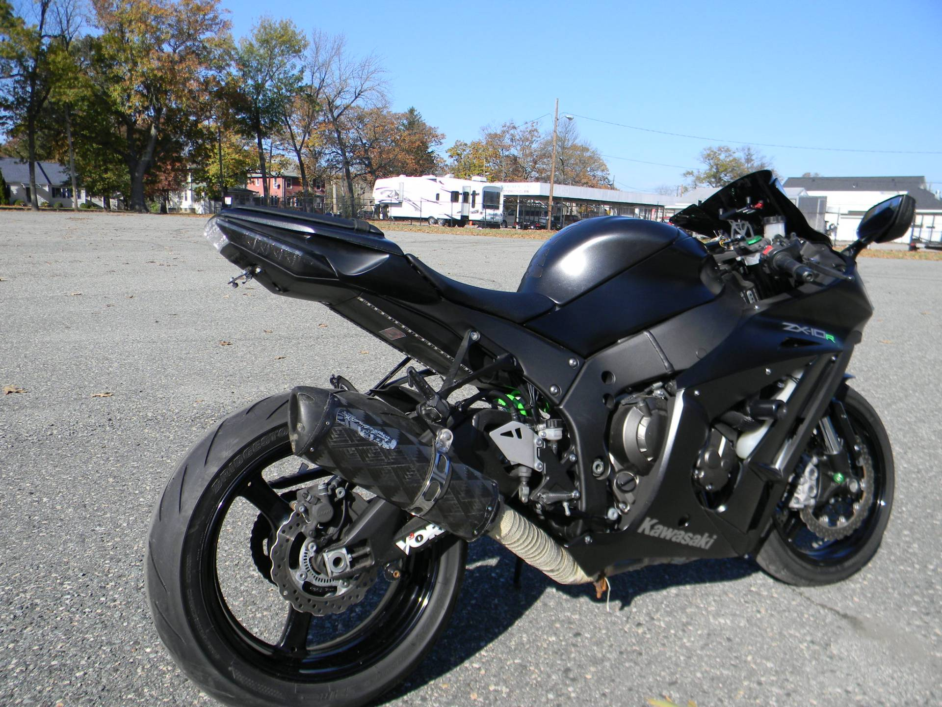 2015 Kawasaki Ninja® ZX™-10R in Springfield, Massachusetts - Photo 3