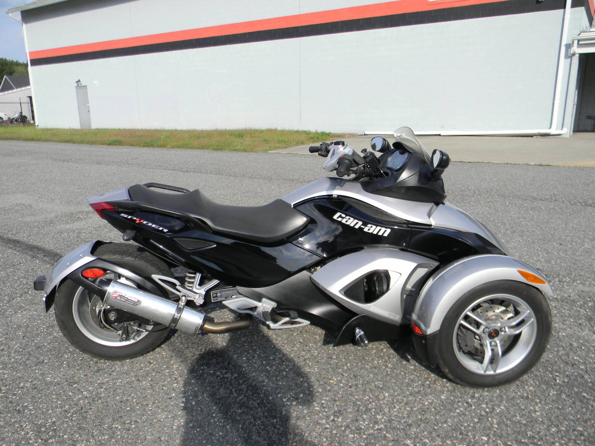2008 Can-Am Spyder™ GS SM5 in Springfield, Massachusetts - Photo 1
