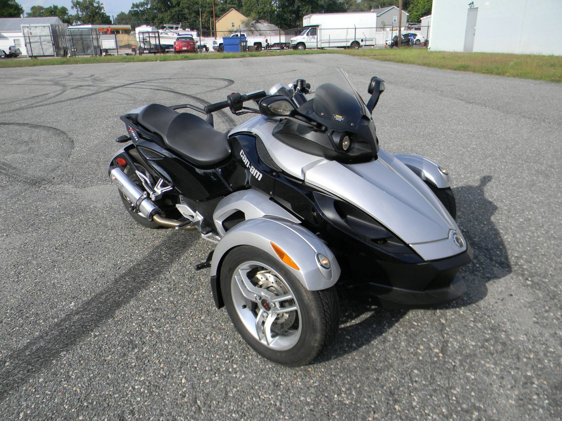 2008 Can-Am Spyder™ GS SM5 in Springfield, Massachusetts - Photo 2