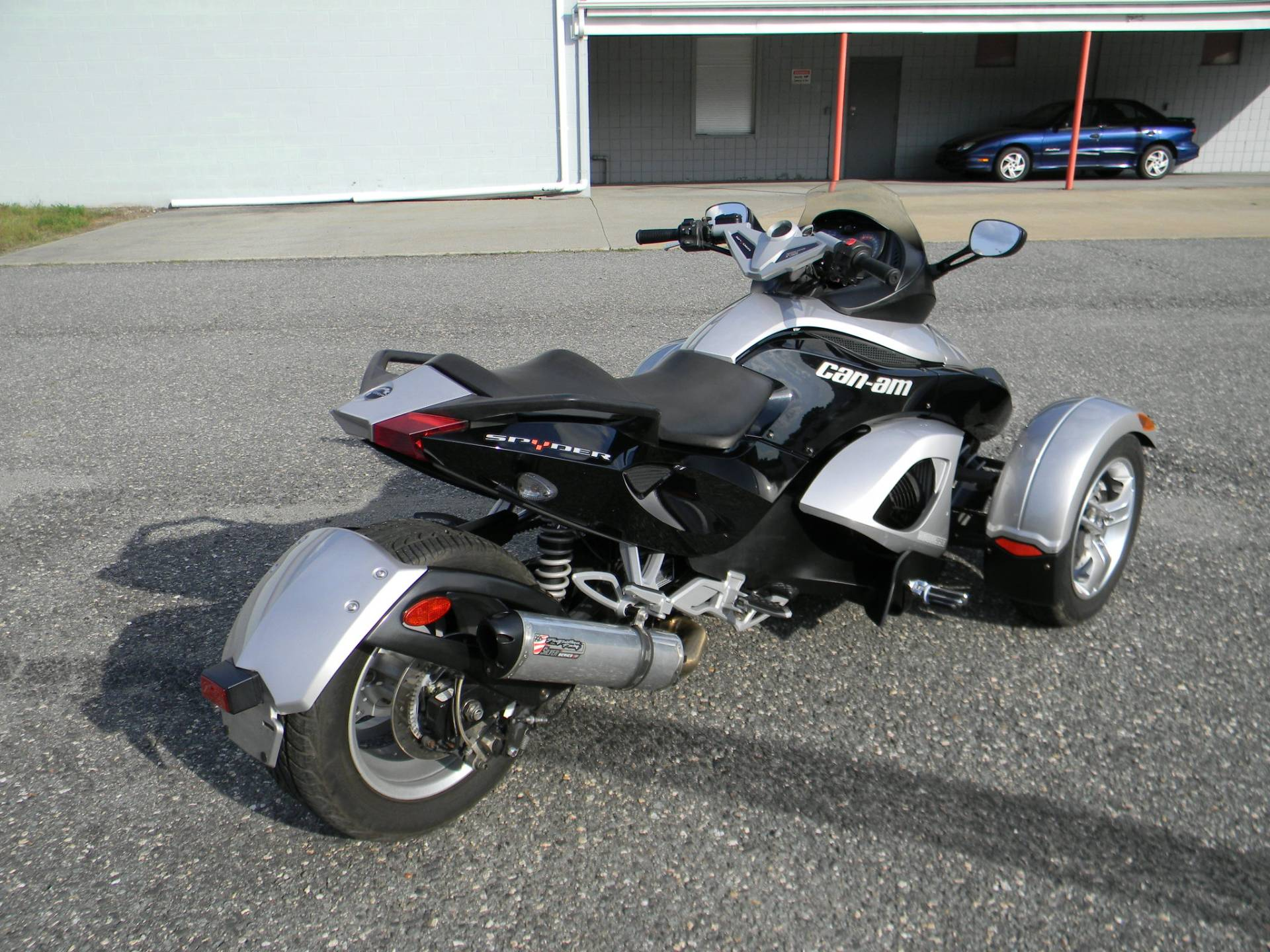 2008 Can-Am Spyder™ GS SM5 in Springfield, Massachusetts - Photo 3