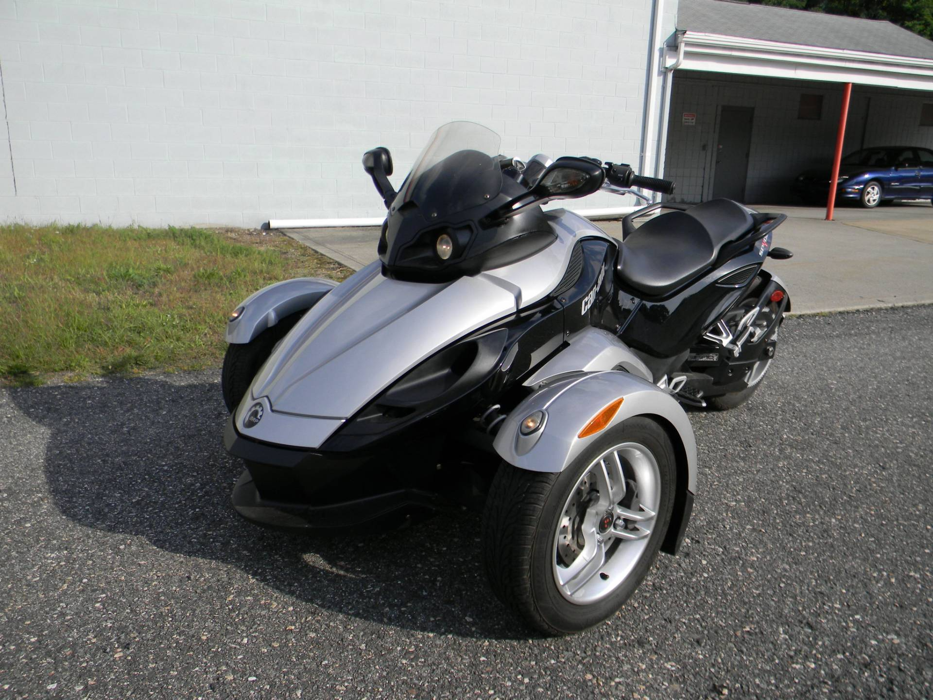 2008 Can-Am Spyder™ GS SM5 in Springfield, Massachusetts - Photo 4
