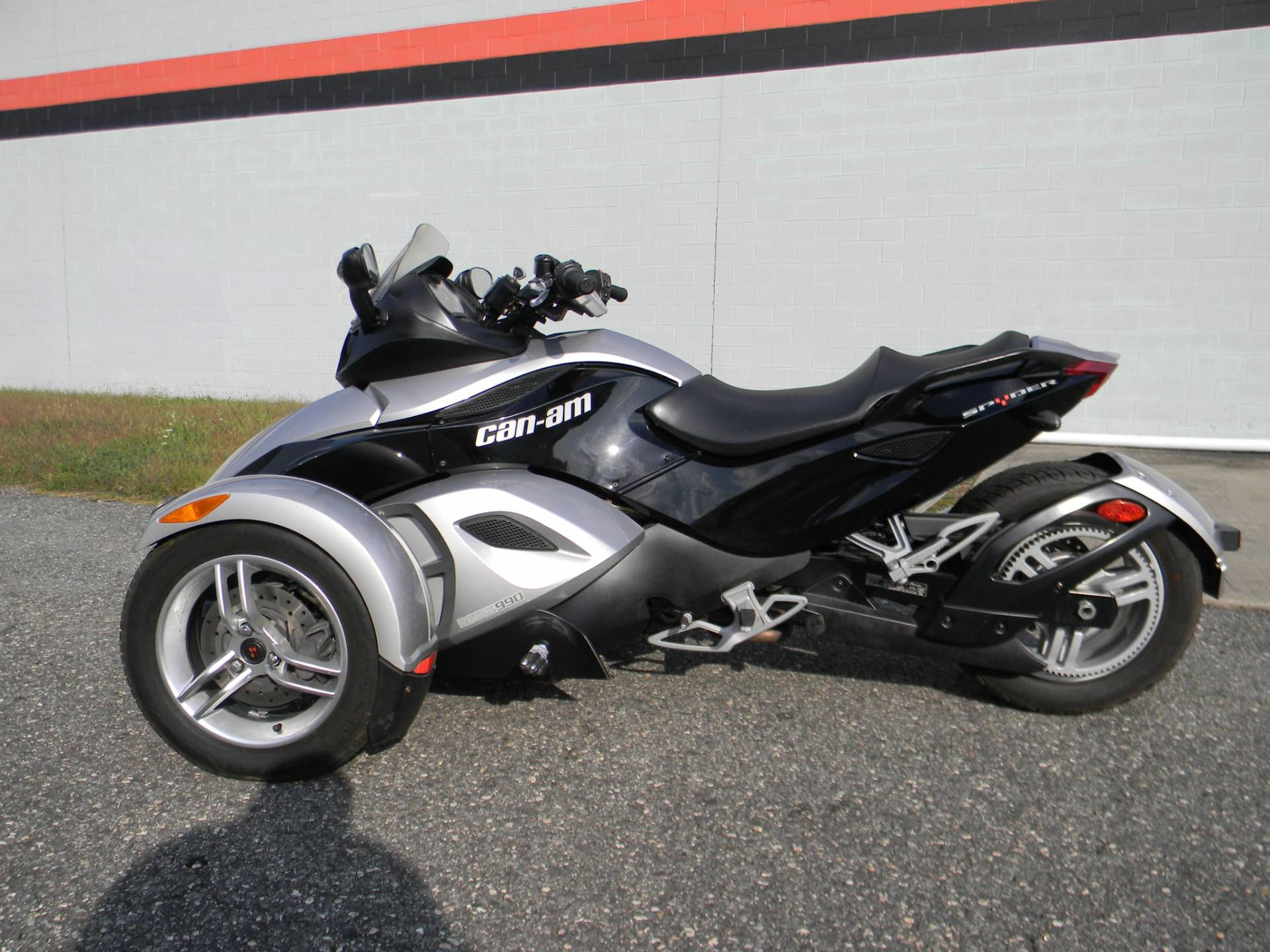 2008 Can-Am Spyder™ GS SM5 in Springfield, Massachusetts - Photo 5