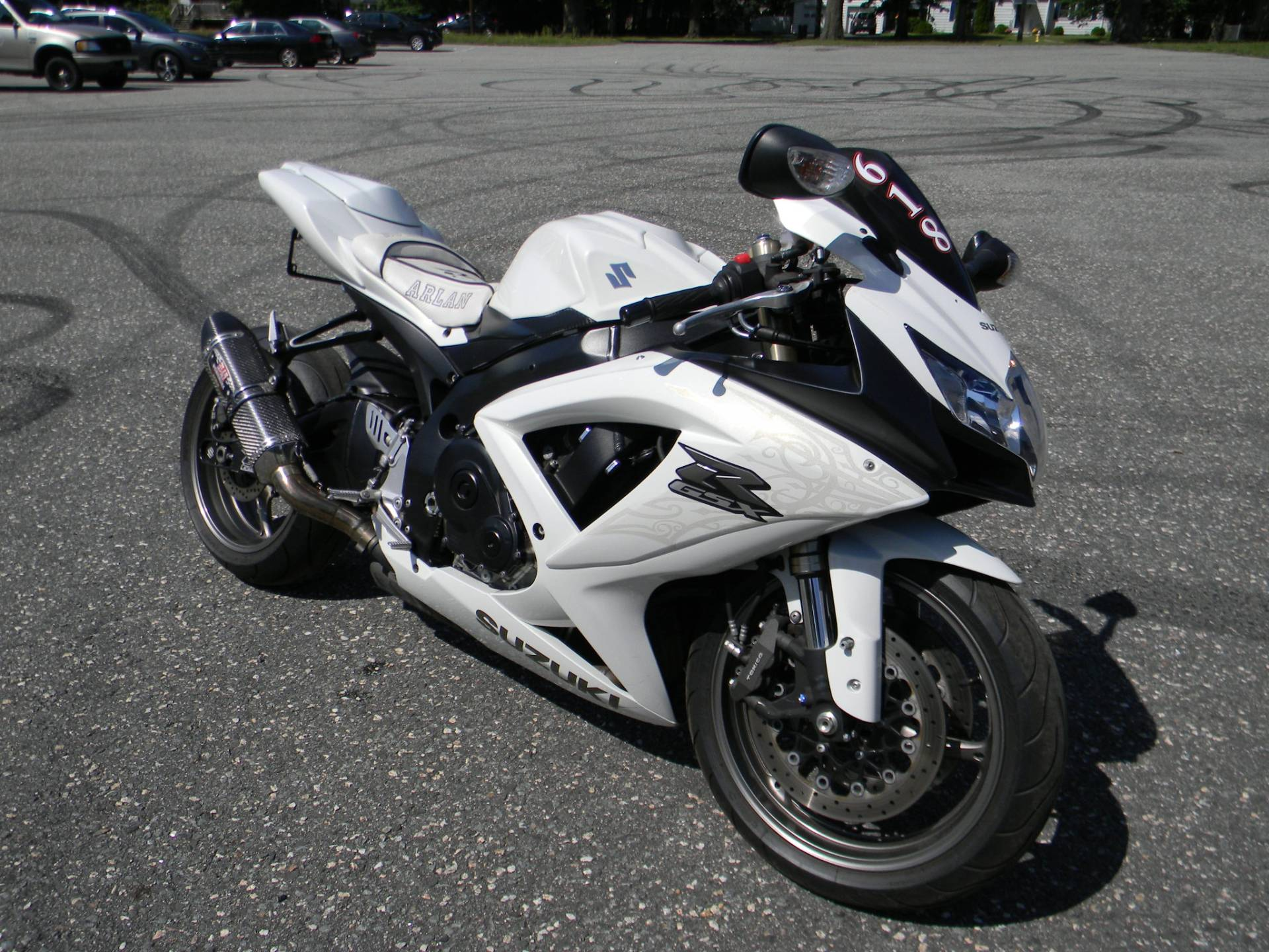 2009 Suzuki GSX-R600 in Springfield, Massachusetts - Photo 2