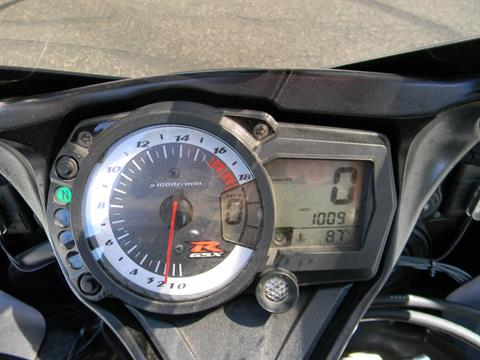 2009 Suzuki GSX-R600 in Springfield, Massachusetts - Photo 4