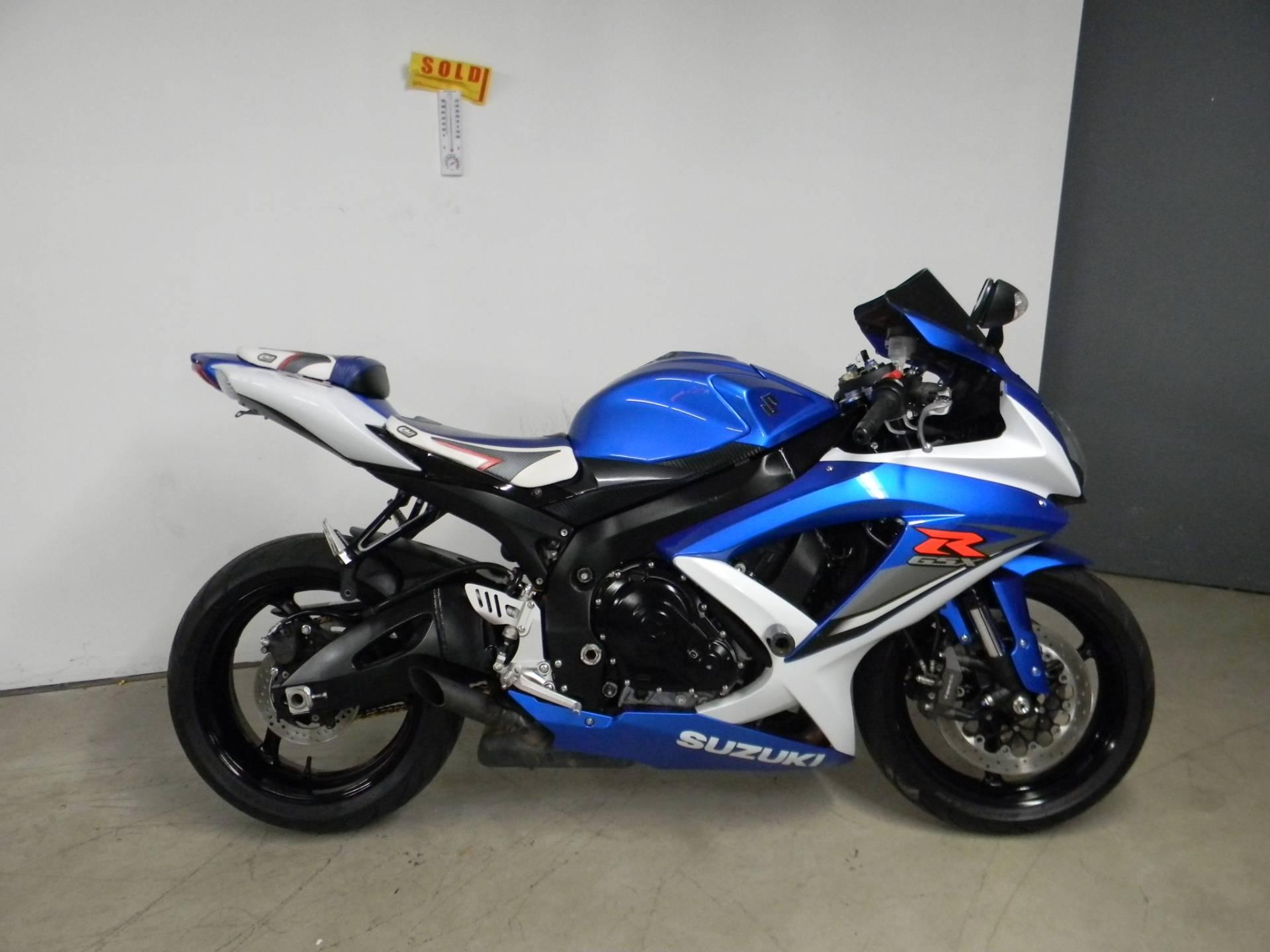 2009 Suzuki GSX-R750 for sale 52758