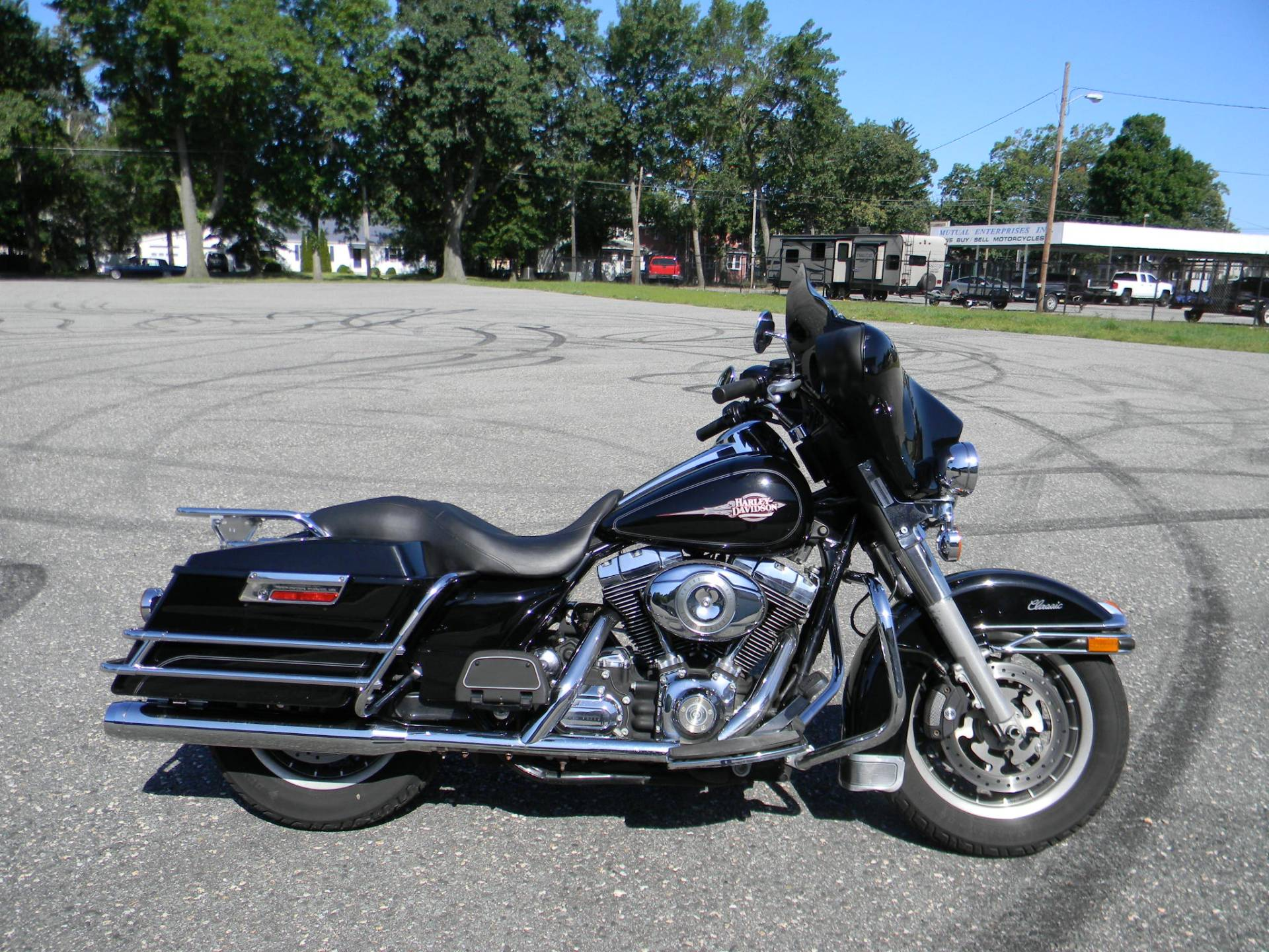 2008 Harley-Davidson Electra Glide® Classic in Springfield, Massachusetts - Photo 1