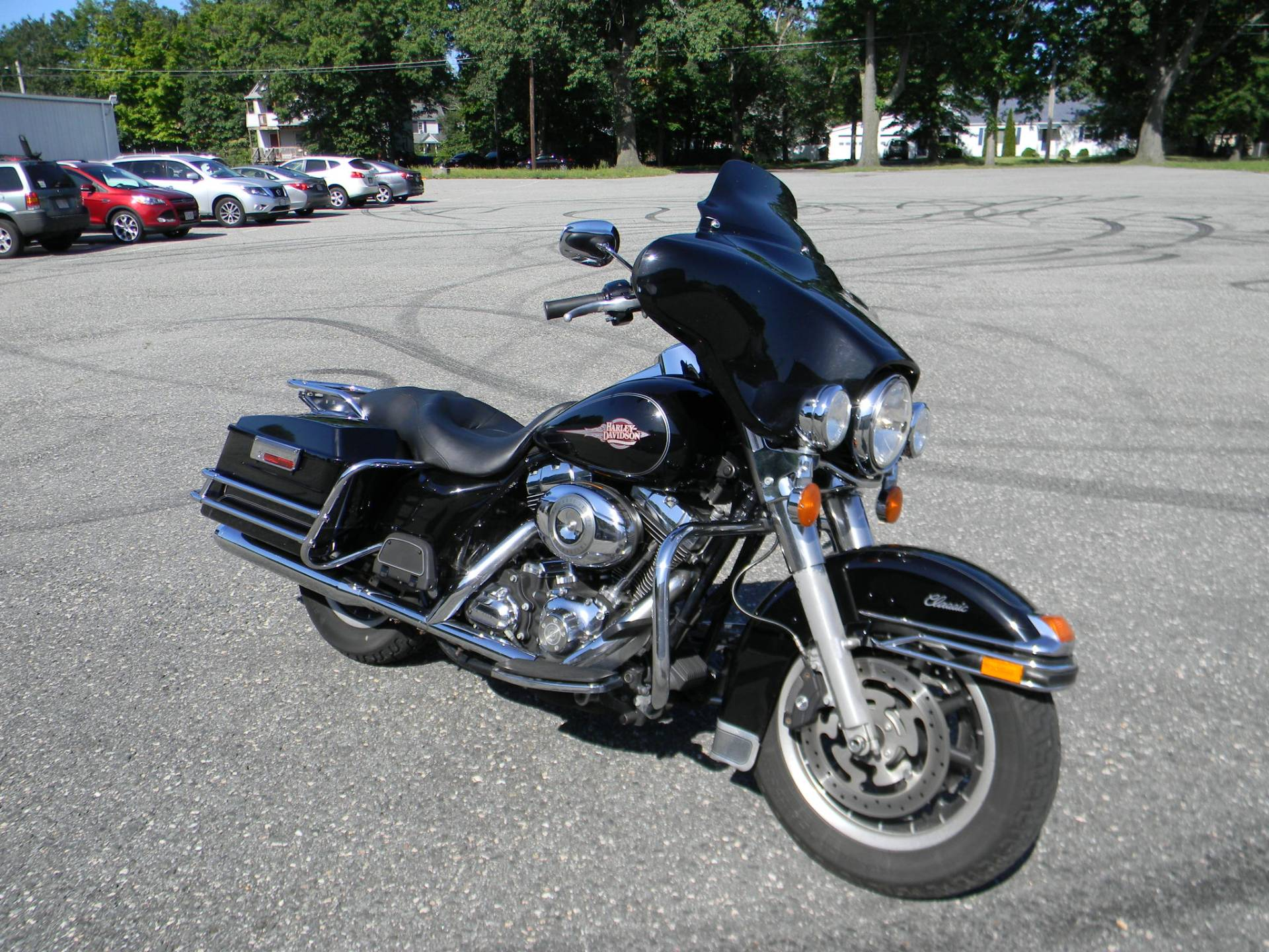 2008 Harley-Davidson Electra Glide® Classic in Springfield, Massachusetts - Photo 2