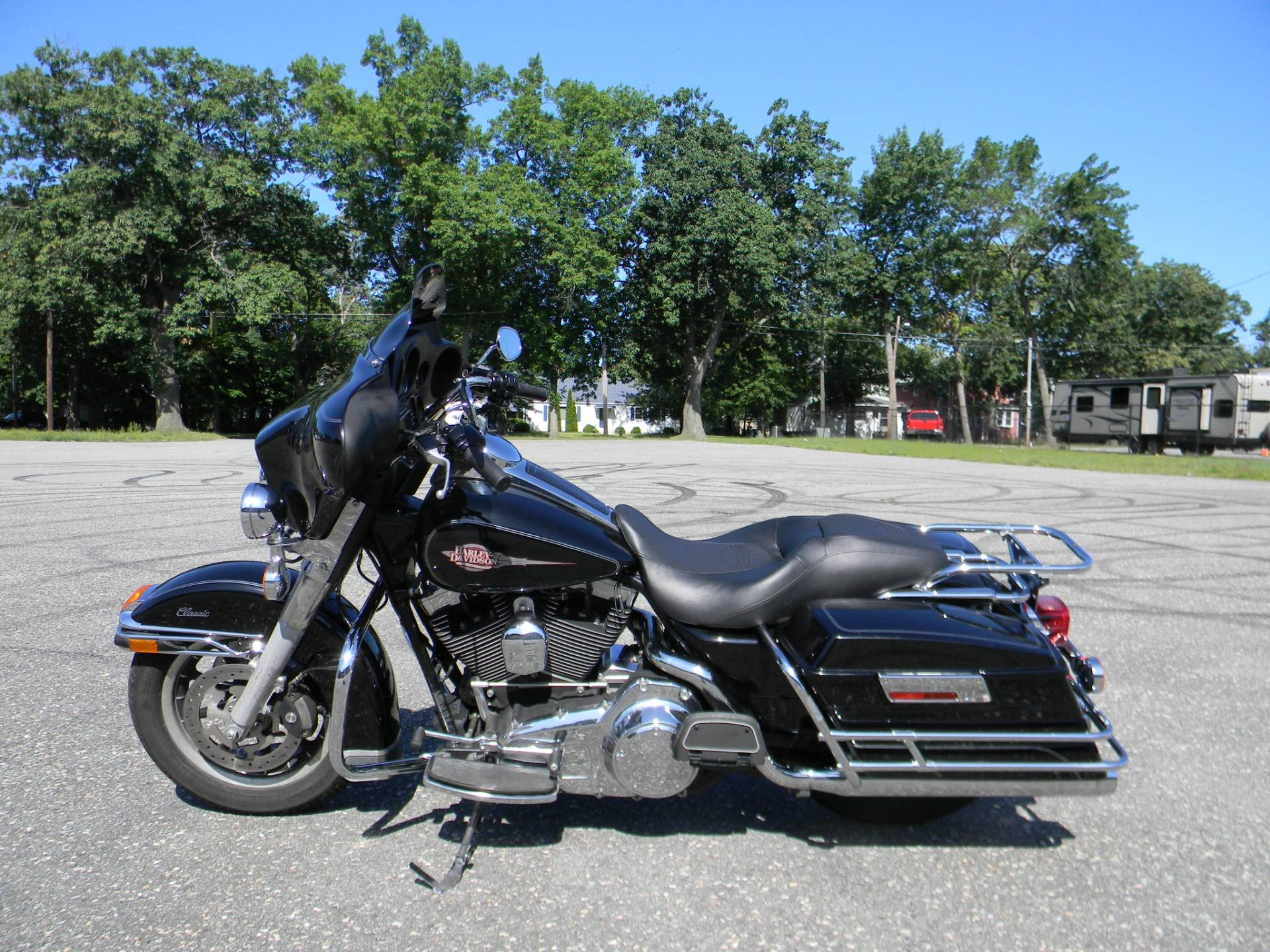 2008 Harley-Davidson Electra Glide® Classic in Springfield, Massachusetts - Photo 7