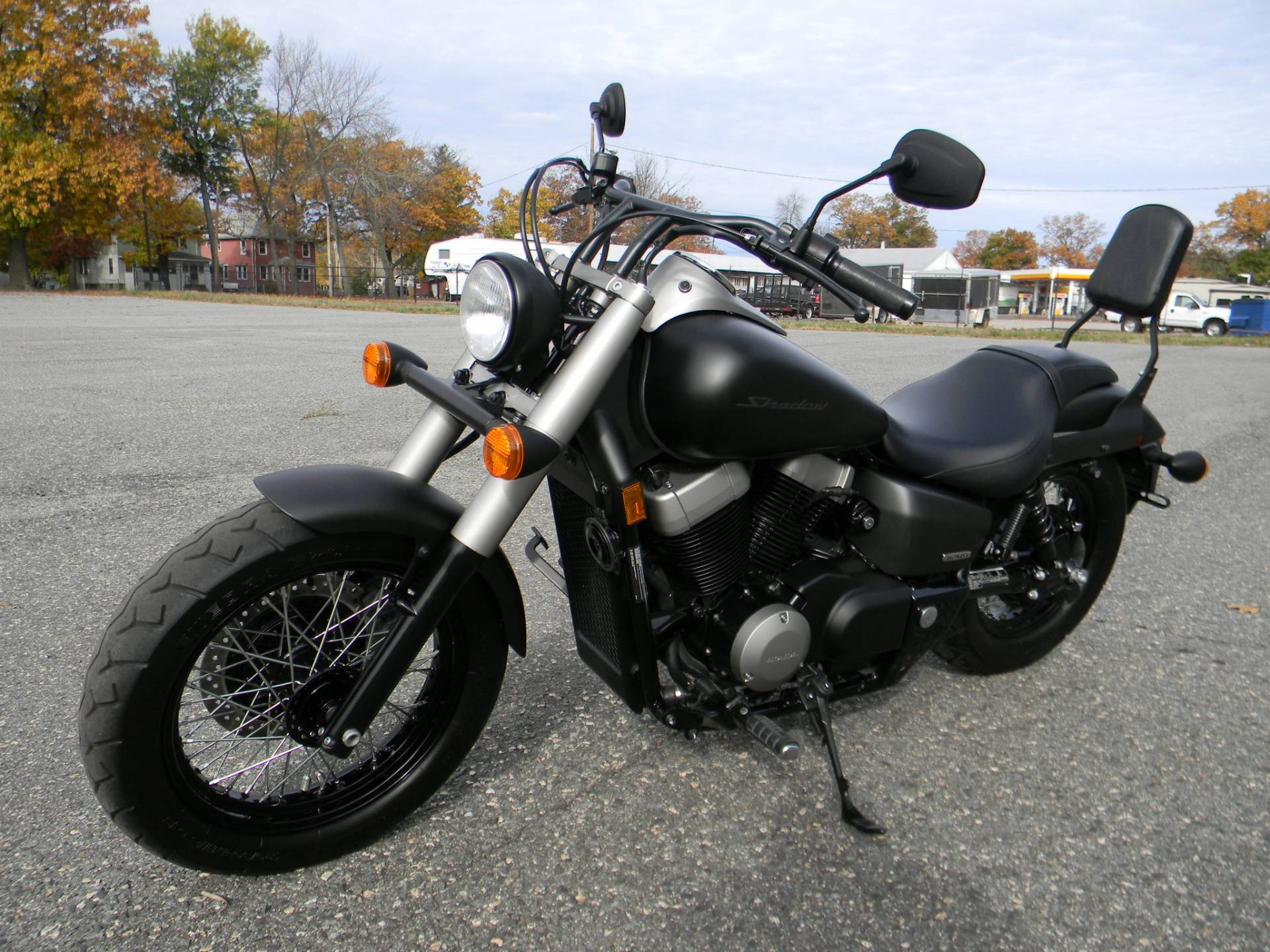2012 Honda Shadow® Phantom in Springfield, Massachusetts